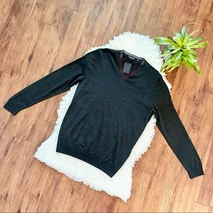 NWT Jared Lang Knit Pullover Sweater